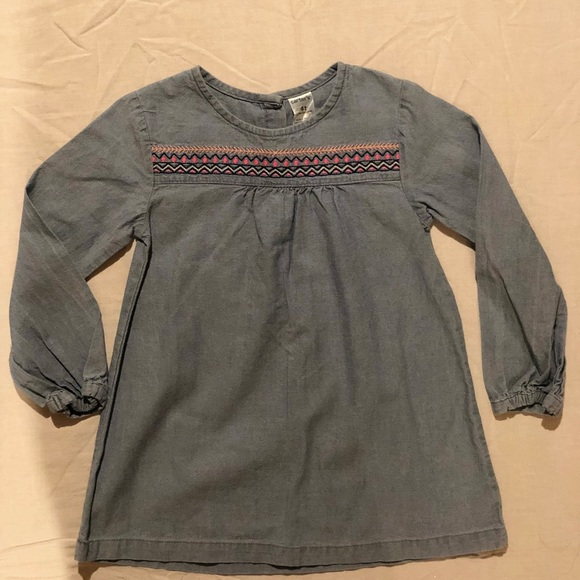 Carter's Other - Denim Tunic